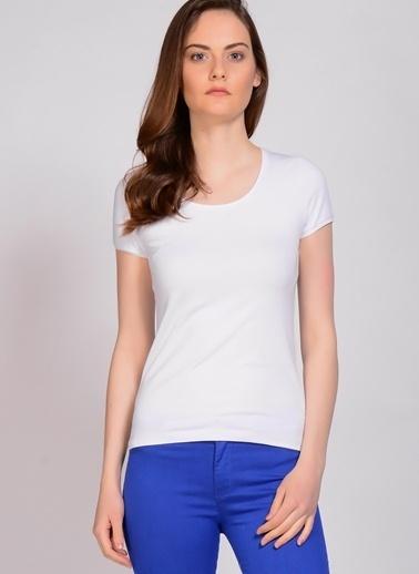 Fresh Company Fresh Company T-Shirt Beyaz